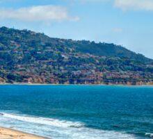 Torrance Beach California Sticker