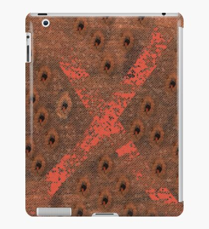 Condemned Boree Nest Site  iPad Case/Skin