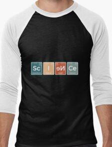 Sc I eN ce Men's Baseball ¾ T-Shirt