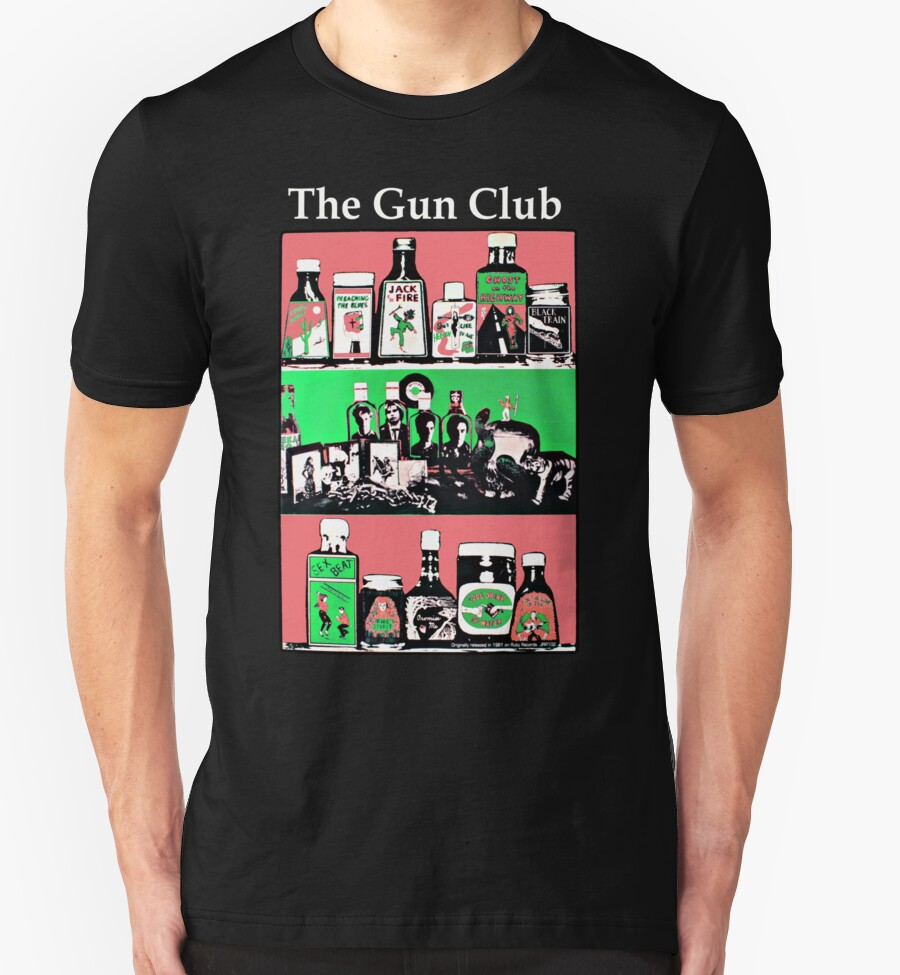 The gun club t shirts hoodies by ratrock redbubble for T shirts for clubs