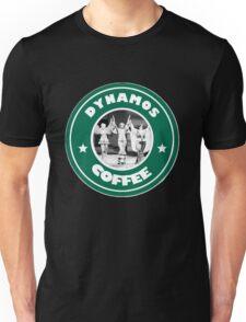 Dynamos Coffee Unisex T-Shirt