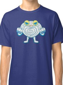 Poliwrath Pokemuerto | Pokemon & Day of The Dead Mashup Classic T-Shirt
