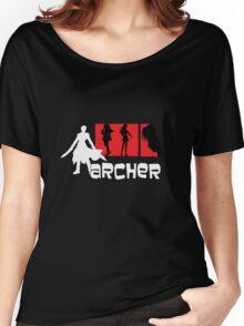 Archer x aRCHER Women's Relaxed Fit T-Shirt