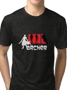 Archer x aRCHER Tri-blend T-Shirt