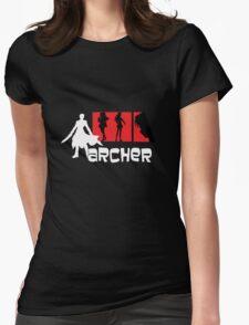 Archer x aRCHER Womens Fitted T-Shirt