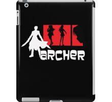 Archer x aRCHER iPad Case/Skin