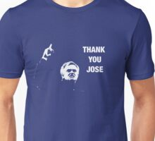 Thank You Jose Unisex T-Shirt