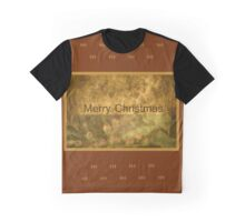 Merry Christmas From Australia Graphic T-Shirt