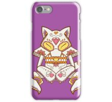 Abra Pokemuerto | Pokemon & Day of The Dead Mashup iPhone Case/Skin