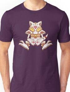 Abra Pokemuerto | Pokemon & Day of The Dead Mashup Unisex T-Shirt