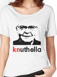 knuthella Women's Relaxed Fit T-Shirt