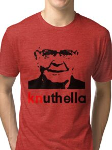 knuthella Tri-blend T-Shirt