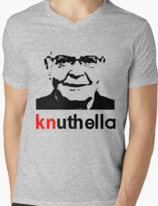 knuthella Mens V-Neck T-Shirt