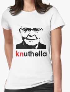 knuthella Womens Fitted T-Shirt