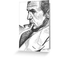 Gary Cooper Greeting Card