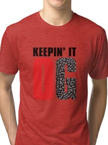 Keepin' It OG Tri-blend T-Shirt