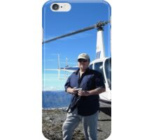 Larry - Posing as usual, iPhone Case/Skin