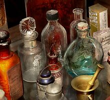 Pharmacy - Pick your poison by Mike  Savad