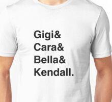 The Instagirls Unisex T-Shirt