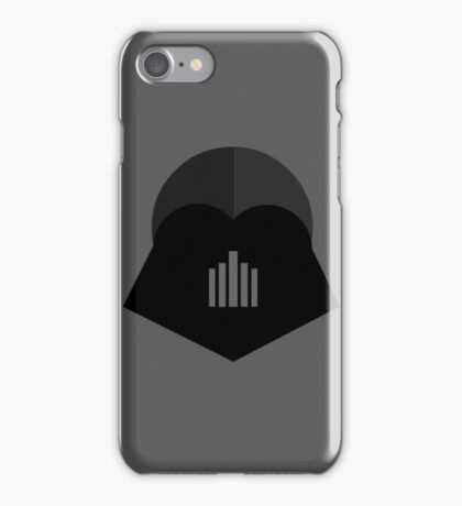 Darth Vader in 2D iPhone Case/Skin
