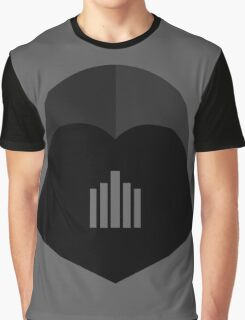 Darth Vader in 2D Graphic T-Shirt