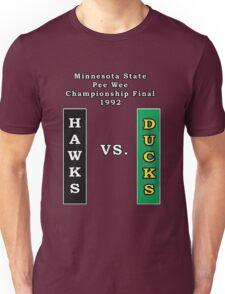 Minnesota Pee Wee Final 1992 Unisex T-Shirt