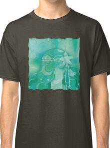 Aqua Mermaid Classic T-Shirt