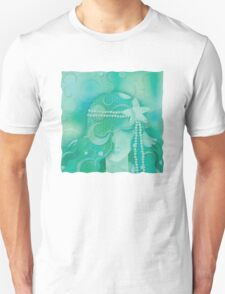 Aqua Mermaid Unisex T-Shirt