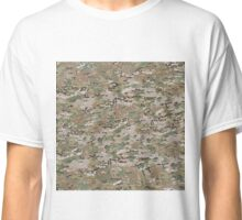 CAMO WOODLAND FADED Classic T-Shirt