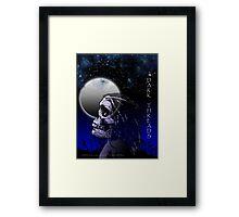 Lucid Night Framed Print