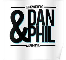 Dan & Phil: YouTuber Poster
