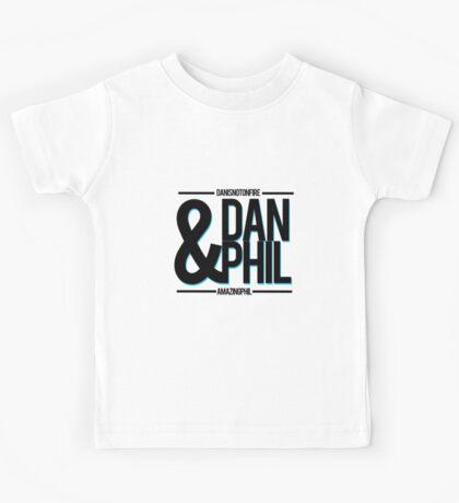 Dan & Phil: YouTuber Kids Tee