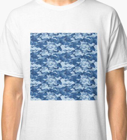 CAMO NAVY Classic T-Shirt