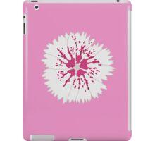 Grey Flower iPad Case/Skin