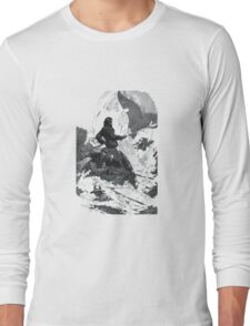 hunting the whale in the heart of the sea movie Long Sleeve T-Shirt