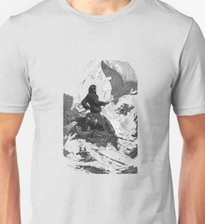 hunting the whale in the heart of the sea movie Unisex T-Shirt