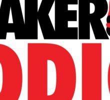 Sneaker Addict Sticker