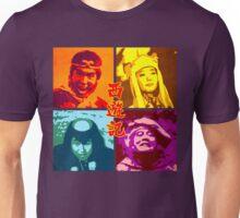 SAIYUKI (MONKEY MAGIC) - posterized Unisex T-Shirt
