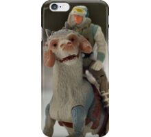 Is Hoth in Iowa?  iPhone Case/Skin