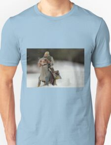 Is Hoth in Iowa?  Unisex T-Shirt