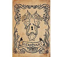 Hierophant Photographic Print