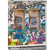 Arty alleyways No 2 iPad Case/Skin