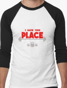 The Gym ! Men's Baseball ¾ T-Shirt