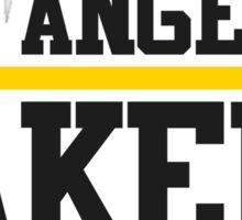 LA Lakers Sticker