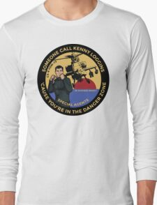 Archer FX - Someone Call Kenny Loggins Long Sleeve T-Shirt
