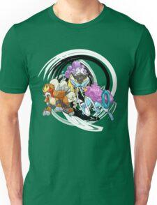 Entei Raikou Suicune Unisex T-Shirt