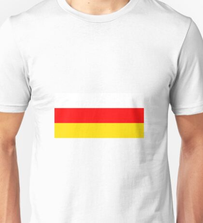 South Ossetia Flag Unisex T-Shirt