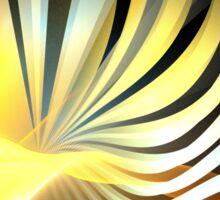 Sun Fronds Sticker