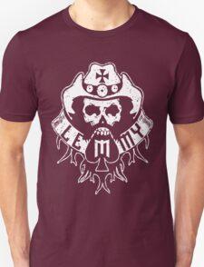 Lemmy Black T-Shirt