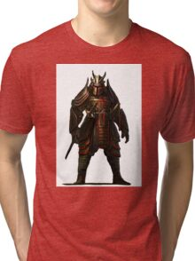star wars boba fett Tri-blend T-Shirt